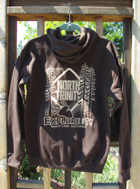 ExploreIt Sweatshirt Back